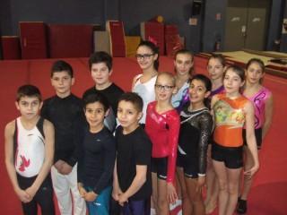 Section gymnastique