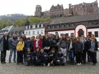 Voyage en Allemagne 2015