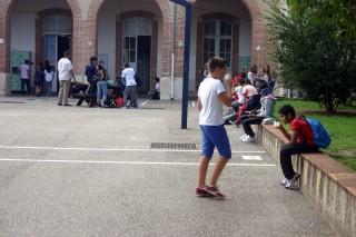 Ecole ouverte Août 2015