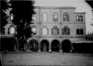 L'incendie de 1921