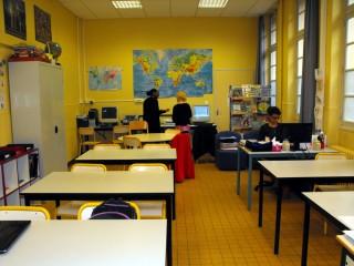 L'ULIS du collège Joseph Chaumié